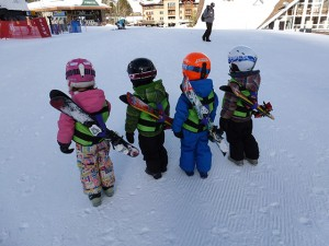 Ideal for Ski Schools!