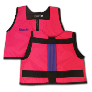 Hot Pink and Purple Kinderlift Vest