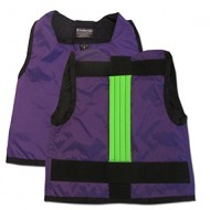 Purple and Green Kinderlift Vest
