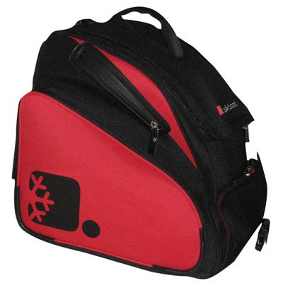 5362bb4966 The SkBoot Ski Boot Bag – Medium (Red and Black)