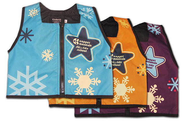 front-back-custom-printed-kinderlift-ski-vests-for-copper-mountain-ski-resort