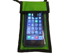 Phone Ski Pass Holder