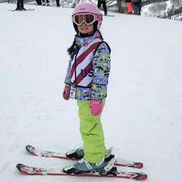 USA Kinderlift vest spotted on slopes!