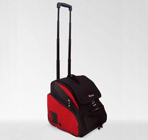 Ski Boot Bag >> The Skboot Ski Boot Bag Medium Red And Black Kinderlift